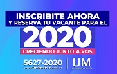 Inscripcion 2020